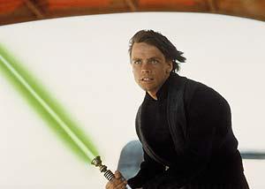 Fotograma de la película 'La guerra de las galaxias. Episodio VI'