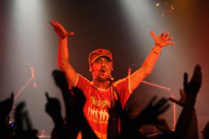 Manu Chao en un concierto en París. (Foto: AFP)