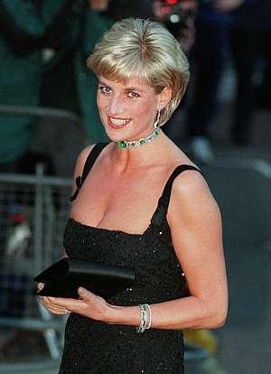 Diana, en una de sus últimas apariciones públicas, en 1997. (Foto: REUTERS)