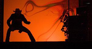 Una de las actuaciones del 'Azkena Rock 2007'. (Foto: Kike Alonso)