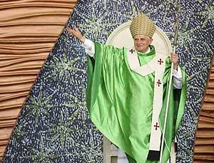 Benedicto XVI. (Foto: REUTERS)
