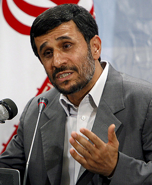Mahmud Ahmadineyad será el protagonista de un documental de Oliver Stone. (Foto: EFE)