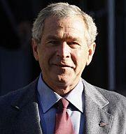 George Bush. (Foto: AP)