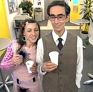 Bernardo y Cañizares, dos de los protagonistas de la serie. (Foto: Telecinco)