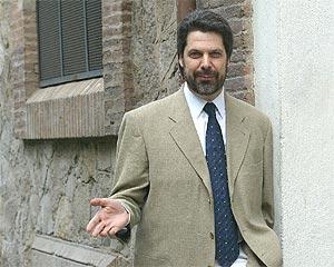 Eduardo Castellón, el fundador y primer presidente de Intervida. (Foto: A. Moreno)
