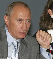 Vladimir Putin. (Foto: AP)