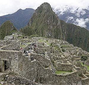 Vista general de Machu Picchu. (Foto: AP)