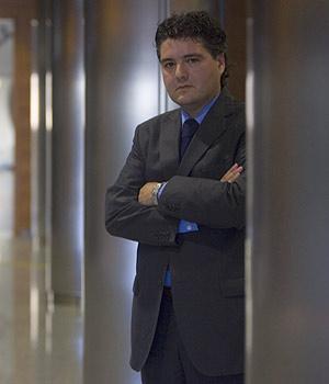 Javier Burón, viceconsejero del Gobierno Vasco. (FOTOS: Pablo Viñas)
