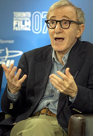 el director estadounidense, Woody Allen. (Foto: EFE)