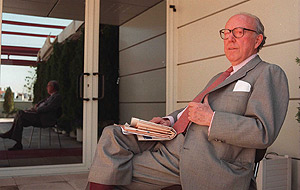 Rafael Pérez Escolar, en una imagen de 1996. (Foto: Jaime Villanueva)