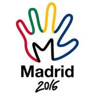 'Corle', el logo de Madrid 16
