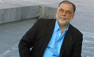 Francis Ford Coppola. (Foto: Justy García Koch)
