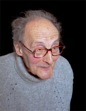 El filósofo francés Andre Gorz. (Foto: EFE)