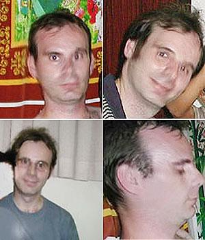 Imágenes del presunto pederasta difundidas en la web de Interpol. (Foto: Interpol)