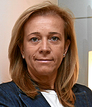 Pilar Martínez, delegada de Urbanismo y Vivienda de la capital. (Foto: C. Miralles)