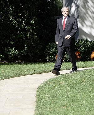 Bush ha mostrado su oposición a la decisión de la Cámara de Representantes. (Foto: AP)