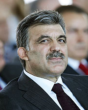 Abdullah Gul. (Foto: AFP)
