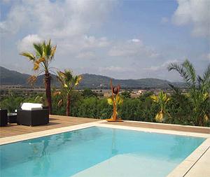 Villas con todo tipo de lujos. (Fotos: Cap Vermell Properties)