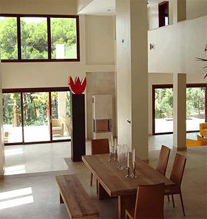 Interiores diseñados al milímetro.