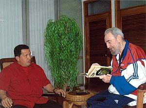 Foto publicada, hoy 14 de octubre, por el diario oficial Juventud Rebelde. (EFE)