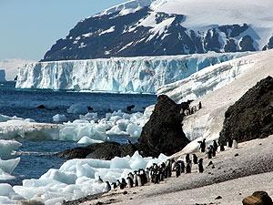 Imagen del Continente blanco. (Foto: EL MUNDO)