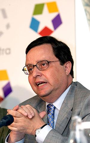 El ex director general de Telemadrid, Manuel Soriano. (Foto: EFE)
