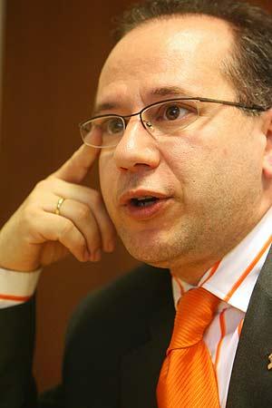 Francisco José Alcaraz en una imagen tomada en 2006. (Foto: José Ayma)