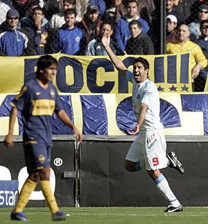 Estadio de La Bombonera. (Foto: Reuters)