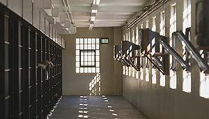 Penitenciaría de Angola (Luisiana). El mayor penal de Estados Unidos. (Foto: Sophie Elbaz)