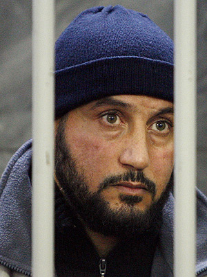 'El Egipcio', que cumple condena en Italia, escucha la sentencia. (Foto: AP)