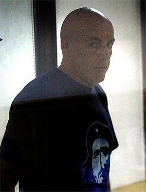 El preso etarra Iñaki Bilbao. (Foto: EFE)
