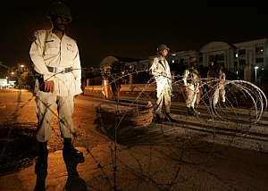 Imagen de las calles de Islamabad. (Foto: AFP)