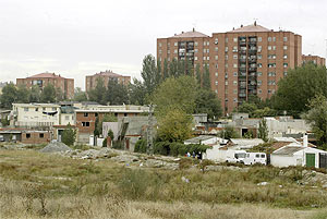 La Cañada Real. (Foto: Kike Para)