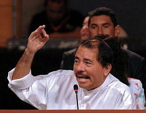 El presidente de Nicaragua, Daniel Ortega. (Foto: AFP)