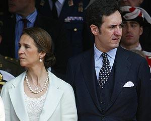 Los Duques, en una imagen de 2004. (Foto: EFE)