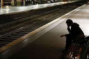 Un usuario galo espera la llegada del tres. (Foto: REUTERS)