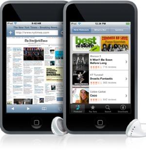 El iPod Touch, objeto de deseo.