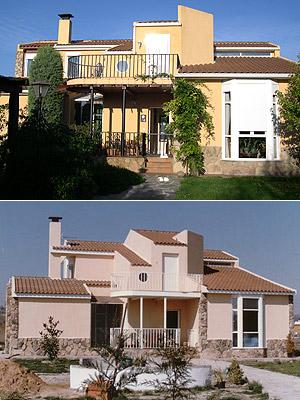 El antes y el después de la Casa de Campo. (Foto: ELMUNDO.ES)
