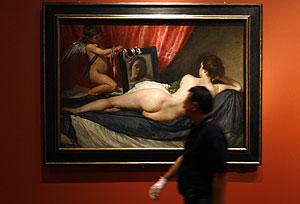 'La Venus del espejo'. (Foto: EFE)