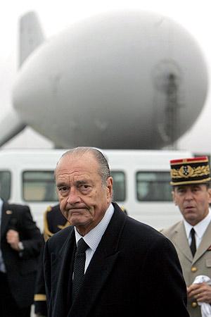 El ex presidente francés, Jacques Chirac. (Foto: AP)
