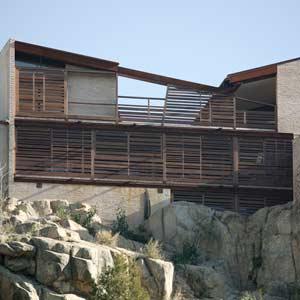 Casa Sánchez Medina, por Manuel de las Casas. (FOTO: X53 Arquitectos)