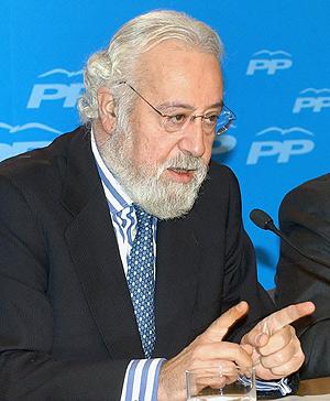 Luis Eduardo Cortés. (Foto: EFE)
