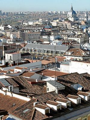 Las Administraciones Públicas son las principales propietarias de suelo en el Área Urbana de Madrid. (FOTO: Bernabé Cordón)