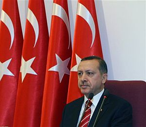 El primer ministro turco, Recep Tayip Erdogan. (Foto: EFE)