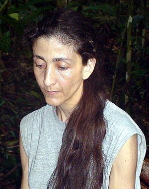Una de las fotografías que el Gobierno colombiano requisó a guerrilleros de las FARC. (Foto: AP)