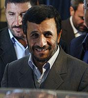 Mahmud Ahmadineyad. (Foto: AP)