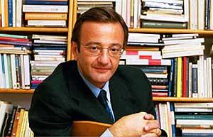 José Alejandro Vara, director de La Razón.