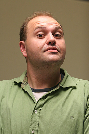 El periodista de EL MUNDO Carlos Aimeur.