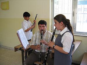 Escuela de Bellas Artes de Bagdad. (Foto: M.G.P)