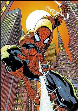 Spiderman, uno de los héroes más famosos de Marvel. (El Mundo)